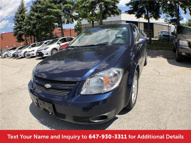2008 Chevrolet Cobalt LT (Stk: K8787A) in Mississauga - Image 1 of 19