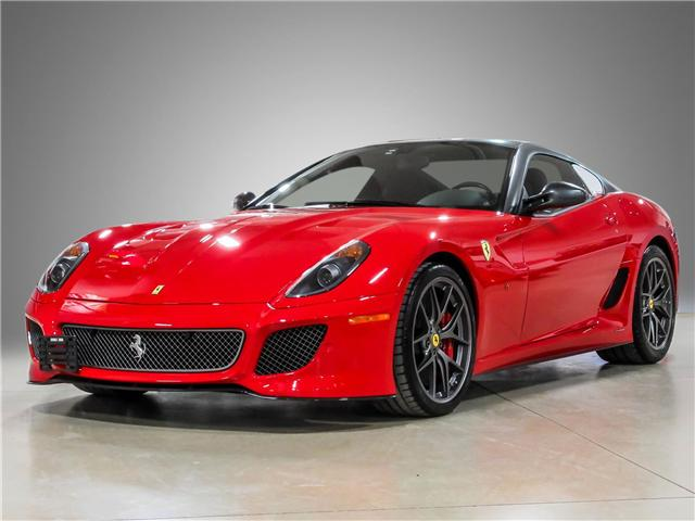 2011 Ferrari 599 GTO  (Stk: RF031) in Vaughan - Image 1 of 20