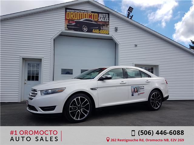 2018 Ford Taurus Limited (Stk: 769) in Oromocto - Image 1 of 20