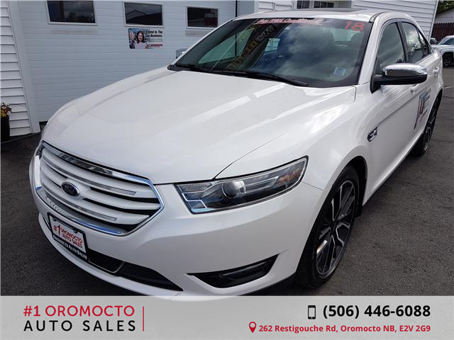 2018 Ford Taurus Limited (Stk: 769) in Oromocto - Image 2 of 20
