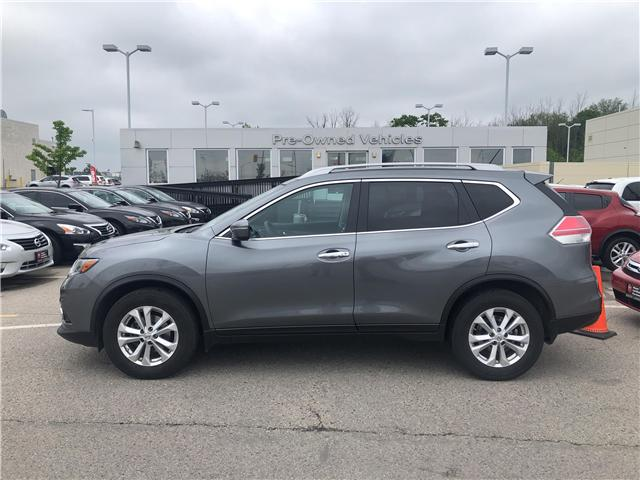 2015 Nissan Rogue SV (Stk: Y190401A) in London - Image 1 of 15