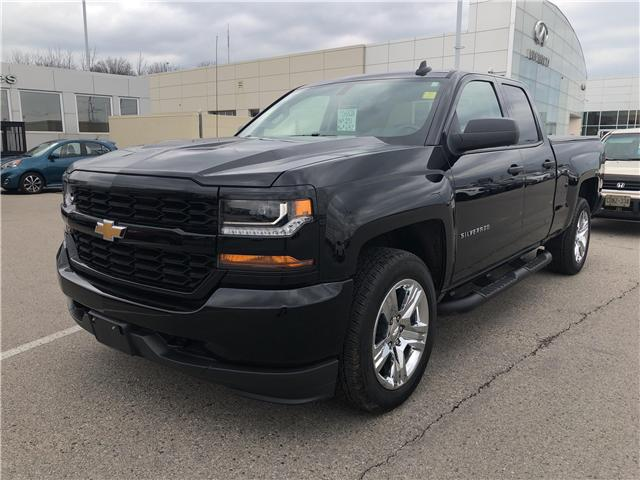 2018 Chevrolet Silverado 1500 Silverado Custom (Stk: Y19086-1) in London - Image 2 of 18