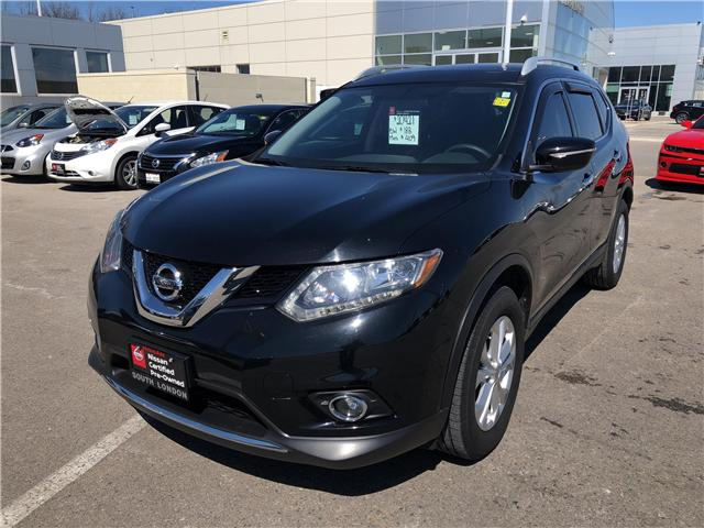 2015 Nissan Rogue SV (Stk: Y19104-1) in London - Image 2 of 18