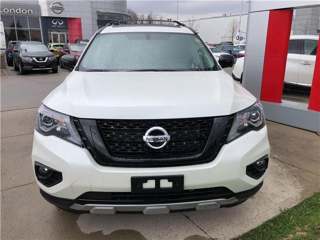 2019 Nissan Pathfinder SL Premium (Stk: 519014) in London - Image 2 of 5