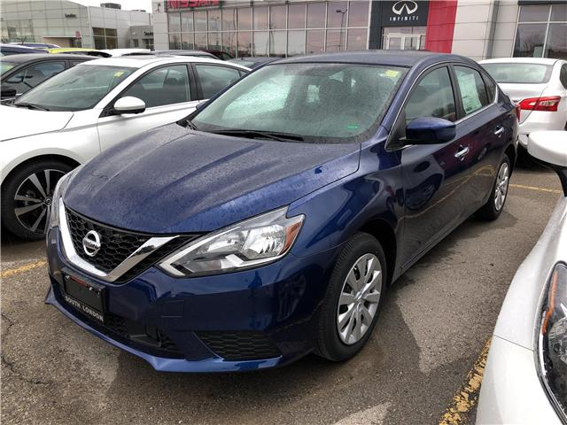 2019 Nissan Sentra 1.8 S (Stk: C19010) in London - Image 1 of 5