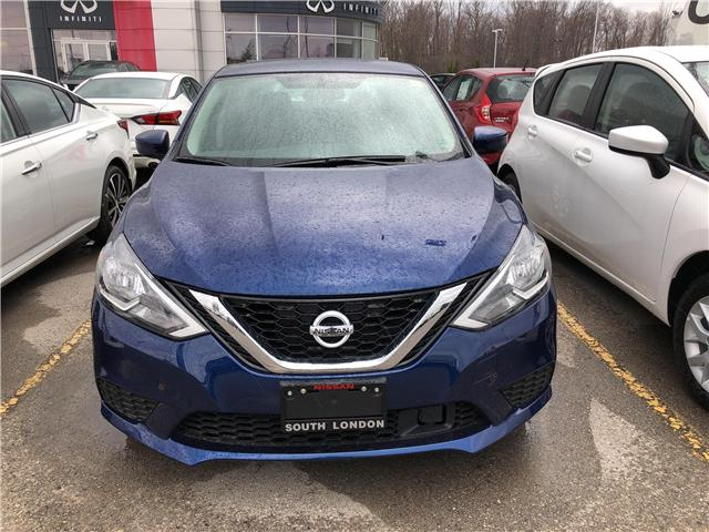 2019 Nissan Sentra 1.8 S (Stk: C19010) in London - Image 2 of 5