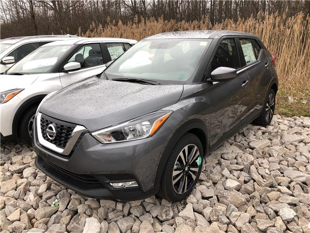 2019 Nissan Kicks SV (Stk: K19032) in London - Image 1 of 5