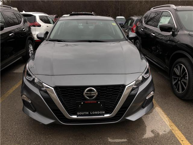 2019 Nissan Altima 2.5 S (Stk: T19003) in London - Image 2 of 5