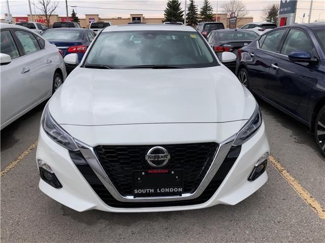 2019 Nissan Altima 2.5 SV (Stk: T19019) in London - Image 2 of 5