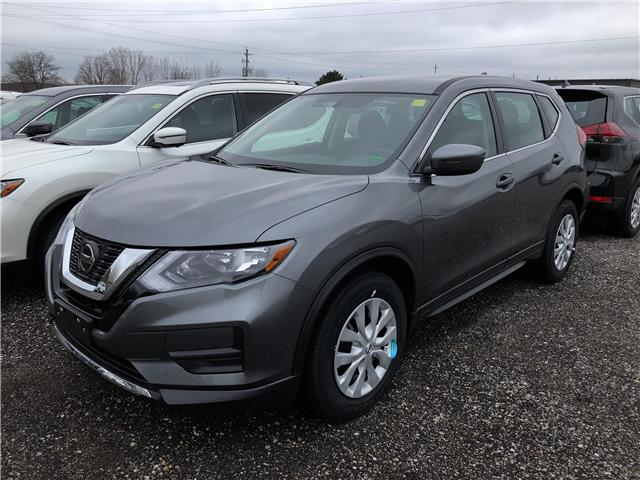 2019 Nissan Rogue S (Stk: Y19076) in London - Image 1 of 5
