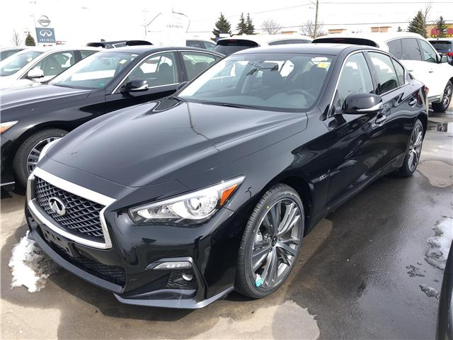 2019 Infiniti Q50 3.0T Sport (Stk: G19010) in London - Image 1 of 5