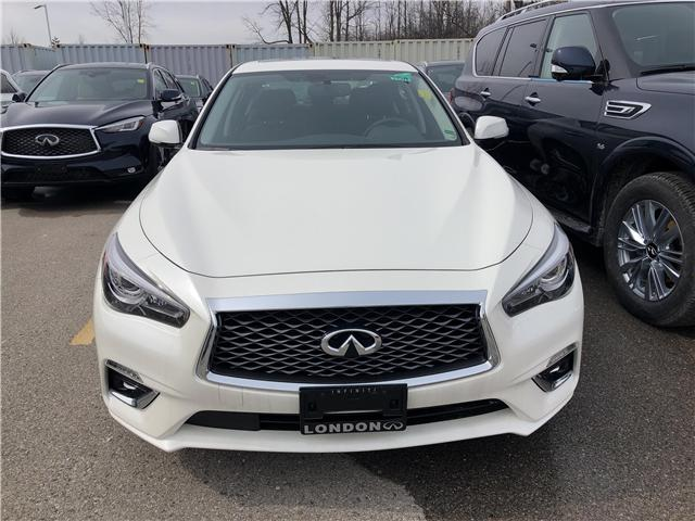 2019 Infiniti Q50 3.0t LUXE (Stk: G19019) in London - Image 2 of 5
