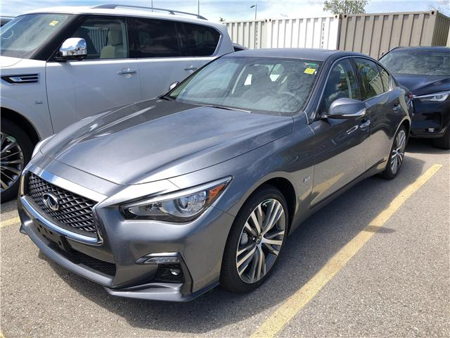 2019 Infiniti Q50 3.0T Sport (Stk: G19034) in London - Image 1 of 5
