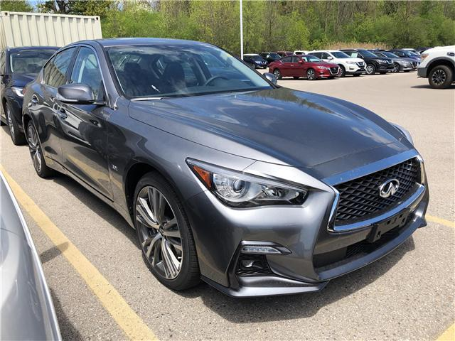 2019 Infiniti Q50 3.0T Sport (Stk: G19034) in London - Image 2 of 5