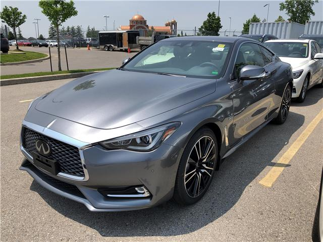2019 Infiniti Q60 3.0T Sport (Stk: G19038) in London - Image 1 of 5