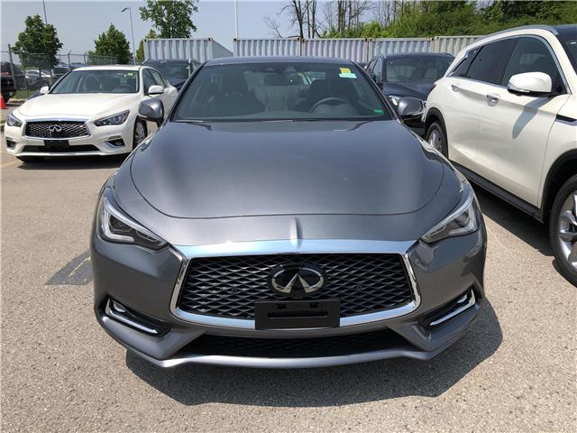 2019 Infiniti Q60 3.0T Sport (Stk: G19038) in London - Image 2 of 5