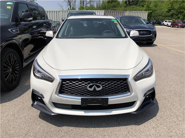 2019 Infiniti Q50 3.0t Signature Edition (Stk: G19039) in London - Image 2 of 5