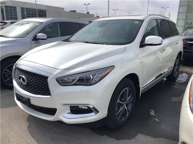 2019 Infiniti QX60 Pure (Stk: J19017) in London - Image 1 of 5