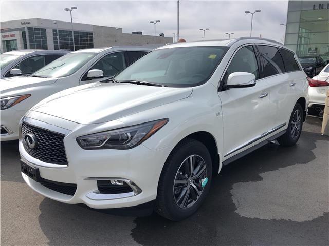 2019 Infiniti QX60 Pure (Stk: J19029) in London - Image 1 of 5
