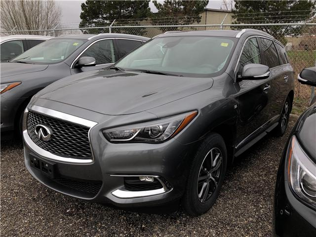 2019 Infiniti QX60 Pure (Stk: J19004) in London - Image 1 of 5