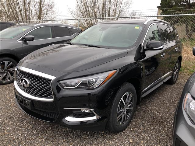 2019 Infiniti QX60 Pure (Stk: J19037) in London - Image 1 of 5