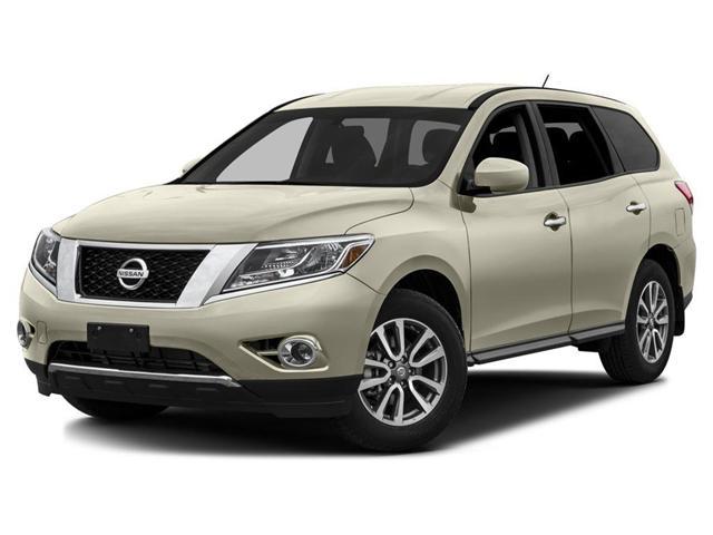 2015 Nissan Pathfinder Platinum (Stk: 190137B) in Ottawa - Image 1 of 10