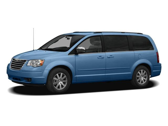 2008 Chrysler Town & Country Touring (Stk: A8386B) in Ottawa - Image 1 of 2