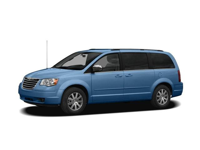 2008 Chrysler Town & Country Touring (Stk: A8386B) in Ottawa - Image 2 of 2