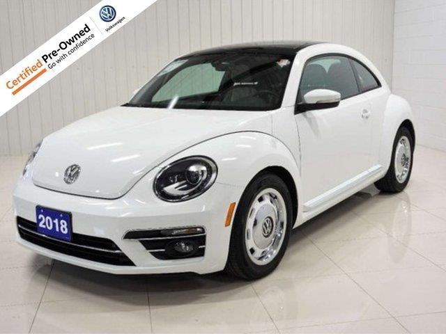 2018 Volkswagen Beetle  (Stk: V0453) in Sault Ste. Marie - Image 1 of 25