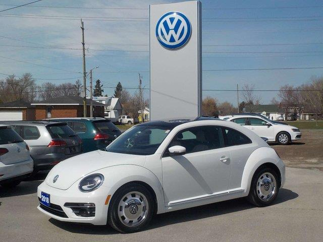 2018 Volkswagen Beetle  (Stk: V0453) in Sault Ste. Marie - Image 2 of 25