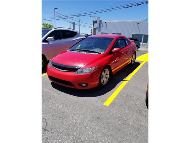 2006 Honda Civic LX Coupe AT (Stk: p19-066ba) in Dartmouth - Image 1 of 7