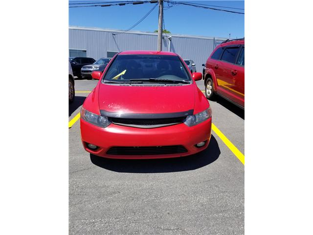 2006 Honda Civic LX Coupe AT (Stk: p19-066ba) in Dartmouth - Image 2 of 7