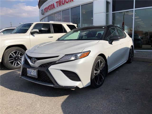 2019 Toyota Camry XSE (Stk: 30391) in Aurora - Image 1 of 5