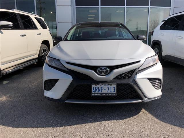 2019 Toyota Camry XSE (Stk: 30391) in Aurora - Image 2 of 5