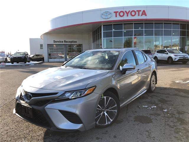 2019 Toyota Camry SE (Stk: 30431) in Aurora - Image 1 of 18