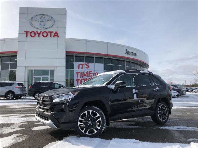 2019 Toyota RAV4 Trail (Stk: 30639) in Aurora - Image 1 of 16