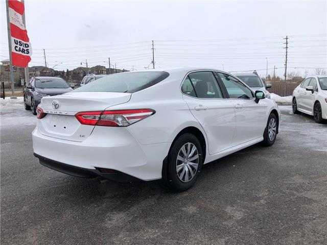 2019 Toyota Camry LE (Stk: 30695) in Aurora - Image 4 of 16