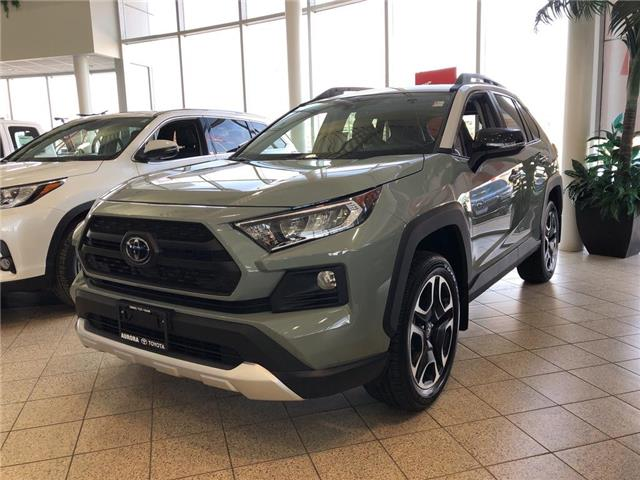 2019 Toyota RAV4 Trail (Stk: 30704) in Aurora - Image 1 of 5