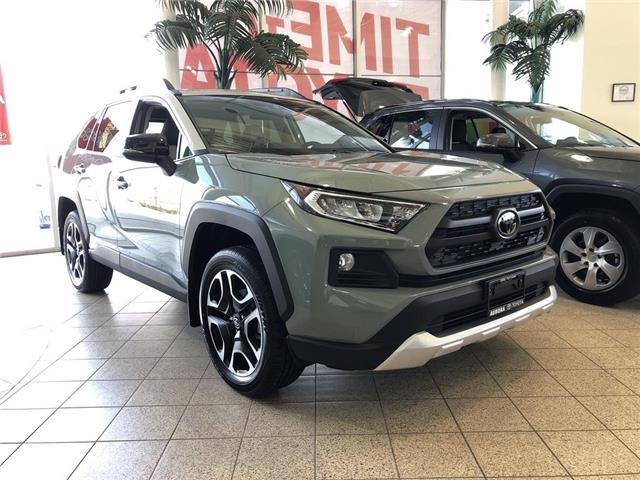 2019 Toyota RAV4 Trail (Stk: 30704) in Aurora - Image 2 of 5