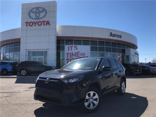 2019 Toyota RAV4 LE (Stk: 30776) in Aurora - Image 1 of 16