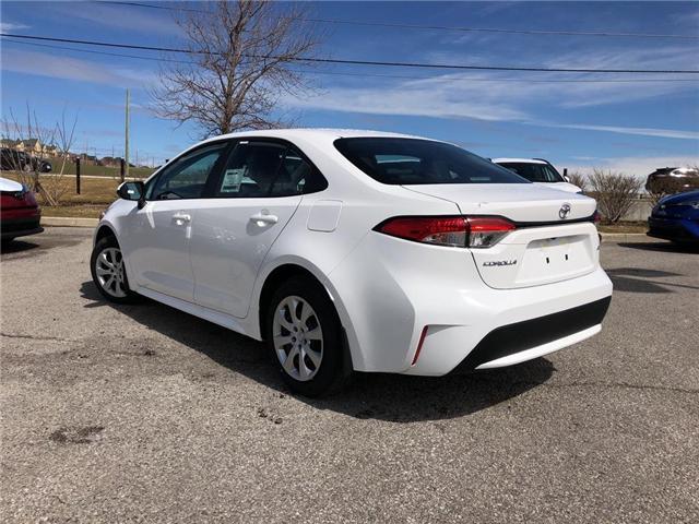 2020 Toyota Corolla L (Stk: 30810) in Aurora - Image 2 of 16