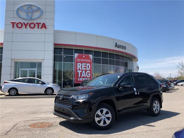 2019 Toyota RAV4 LE (Stk: 30882) in Aurora - Image 1 of 15