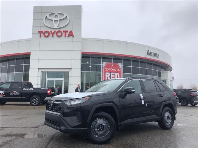2019 Toyota RAV4 LE (Stk: 30894) in Aurora - Image 1 of 15