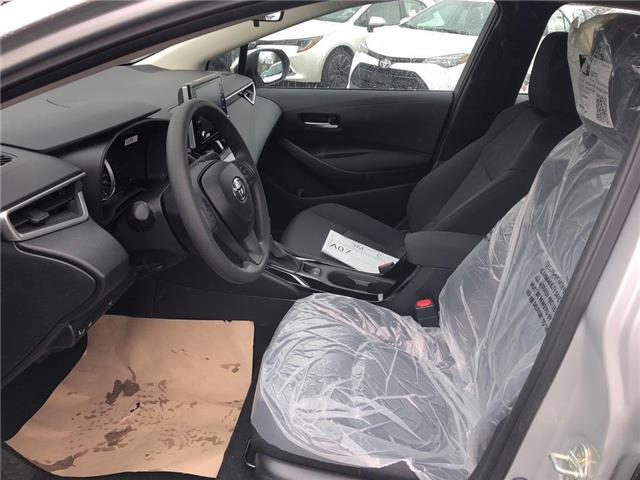 2020 Toyota Corolla LE (Stk: 30912) in Aurora - Image 8 of 15