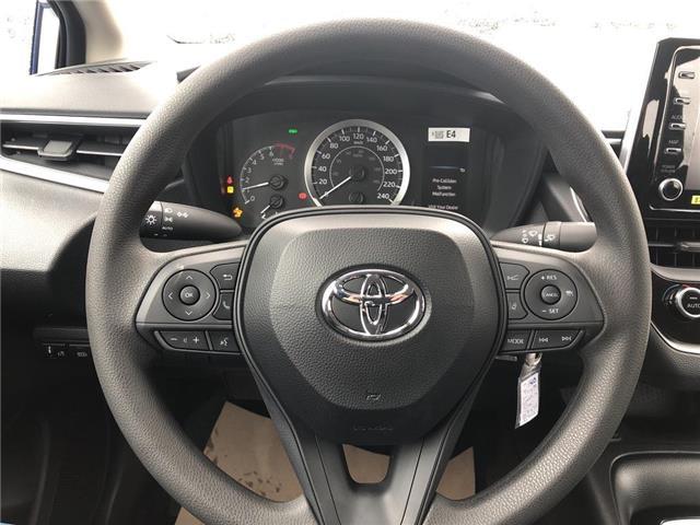 2020 Toyota Corolla LE (Stk: 30912) in Aurora - Image 9 of 15