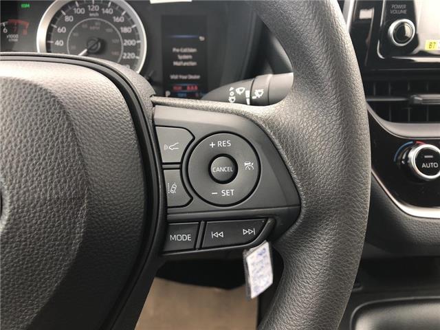 2020 Toyota Corolla LE (Stk: 30912) in Aurora - Image 11 of 15