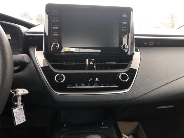 2020 Toyota Corolla LE (Stk: 30912) in Aurora - Image 13 of 15