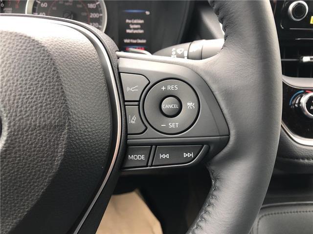 2020 Toyota Corolla SE (Stk: 30923) in Aurora - Image 11 of 15