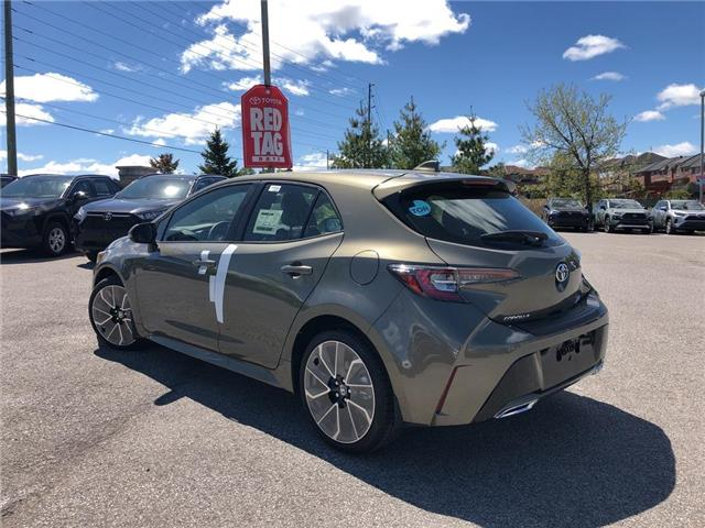2019 Toyota Corolla Hatchback Base (Stk: 30990) in Aurora - Image 2 of 16