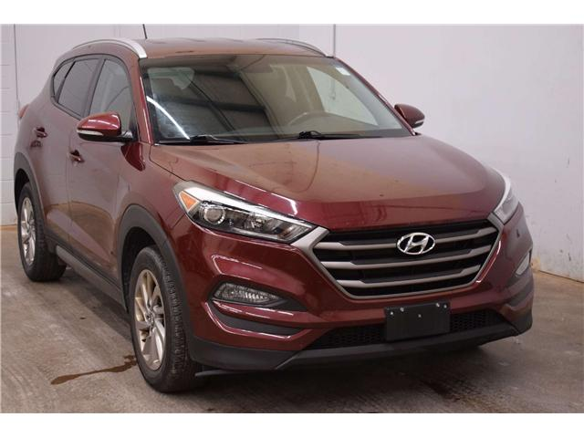 2016 Hyundai Tucson PREMIUM AWD - HTD FRNT & REAR SEATS * TOUCH SCREEN (Stk: B2809A) in Kingston - Image 2 of 30